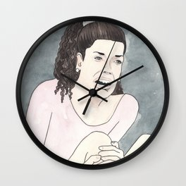 NANCY KERRIGAN Wall Clock