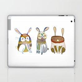Rabbits Laptop & iPad Skin