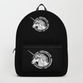 Unicorn Life Backpack