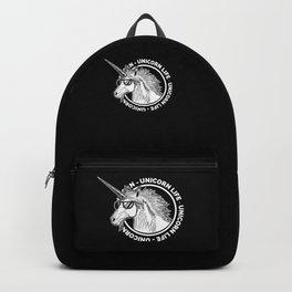 Unicorn Life Backpack