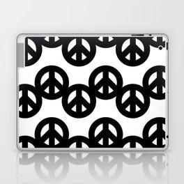 Peace - pattern Laptop & iPad Skin