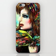 VICTIM iPhone Skin