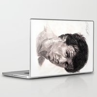 rocky Laptop & iPad Skins featuring Rocky by ChrisHdzArt