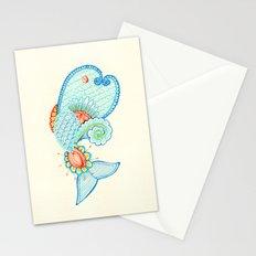 Monsieur Poisson Stationery Cards
