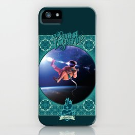 Chi Sogna Disegna - SpaceUke iPhone Case