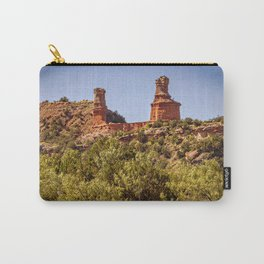 Palo Duro Lighthouse Carry-All Pouch