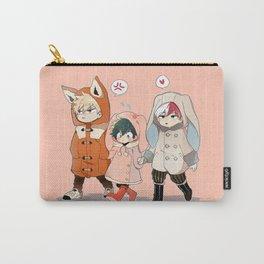 chibi Katsuki Midoriya Todoroki Carry-All Pouch