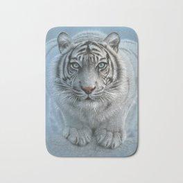 White Tiger - Wild Intentions Bath Mat