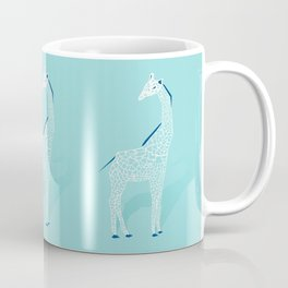 Animal Kingdom: Giraffe II Coffee Mug