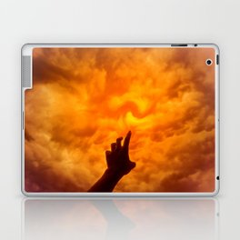Dare to Reach Higher Laptop & iPad Skin