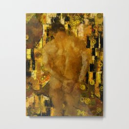 Thinking About You Metal Print