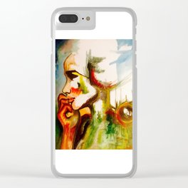 In the Midst Clear iPhone Case