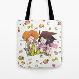 Popcakes Theft! Tote Bag