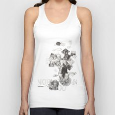Norwegian Wood Film Poster Unisex Tank Top