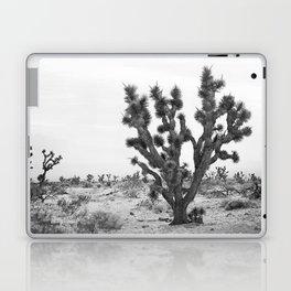joshua tree bw Laptop & iPad Skin