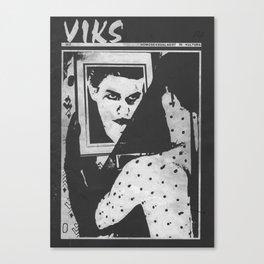 VIKS Cover Canvas Print