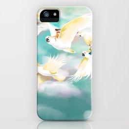 Safe Travels iPhone Case