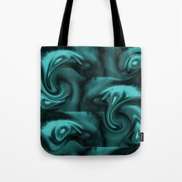 Waves in Motion Tote Bag