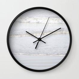 Three Waves Wall Clock