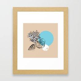 Moonbow Design Framed Art Print