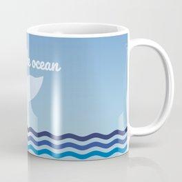 The Free Whale Coffee Mug