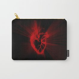 heart light Carry-All Pouch