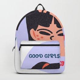 Good Girls Go to Heaven Backpack