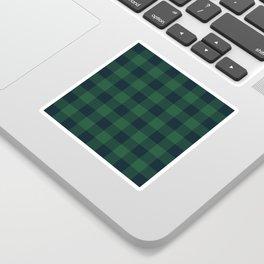 rainforest pattern Sticker