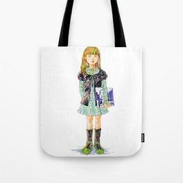 Indie Pop Girl vol.3 Tote Bag