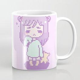 Sleepy kawaii ᕙ(⇀‸↼‶)ᕗ Coffee Mug