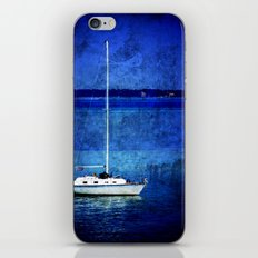 Dreaming of Sailing Away iPhone & iPod Skin