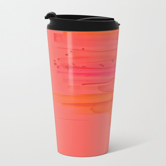 In Lust Metal Travel Mug
