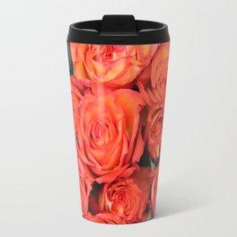 Sunshine Roses Travel Mug