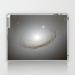 Lenticular galaxy Laptop & iPad Skin