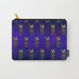 Space Kitten Carry-All Pouch