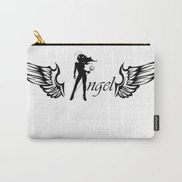 Angel Diabla Carry-All Pouch