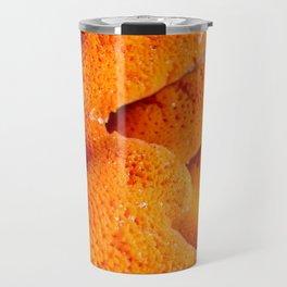 Dying Coral Travel Mug