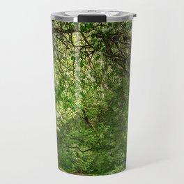 Spring path Travel Mug