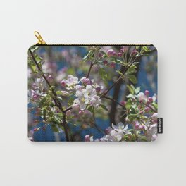 Springs Cherry Blossom Carry-All Pouch