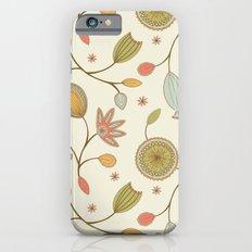 Mehndi Flower iPhone 6s Slim Case