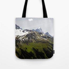Vernal Cloud Tote Bag