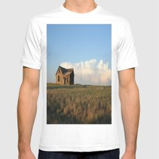 Home On The Range Mens Fitted Tee White MEDIUM