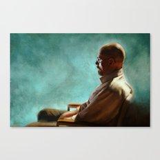 Contemplation Canvas Print