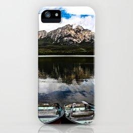 Pyramid Lake iPhone Case