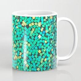 Graphic Green Coffee Mug