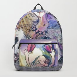 Arrival of Jester B. Backpack