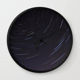 Astronomy Dark Wall Clock