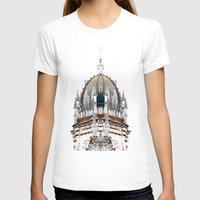 portugal T-shirts featuring  Jeronimos Monastery, Lisbon, Portugal  by Philippe Gerber