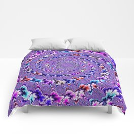 Fractal Abstract 55 Comforters