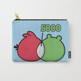 An Angry Venn Diagram (RED) Carry-All Pouch